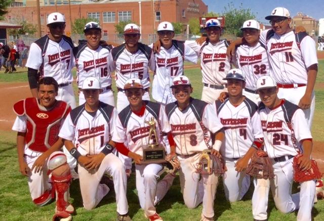 Jefferson_Baseball_Team_2016_Champions